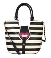 Betsey Johnson Loop Di Loo Tote Bag