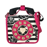 Betsey Johnson Must Have Mini Phone Crossbody
