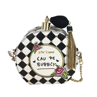 Betsey Johnson Eau De Bubbly Perfume Crossbody