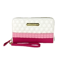 Betsey Johnson Oh Frills Travel Wristlet Wallet