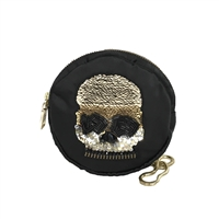 Steve Madden BMandy Skull Micro Mini Crossbody