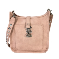 Steve Madden B-Wylie Vegan Leather Feed Crossbody Bag