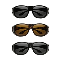Phoenix Polarized Oversized Fit Over Cover Sunglasses