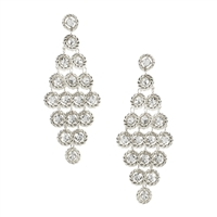 Amrita Singh Zara Sparkling Chandelier Drop Earrings