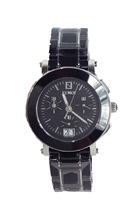 Fendi F661110 Ceramic Chronograph Bracelet Watch
