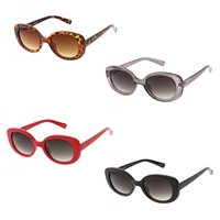 Rider Retro Rectanglar Clout Sunglasses