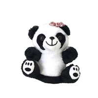 Plush Panda Portable Charger Power Bank