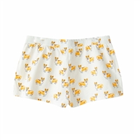 Welsh Corgi Dog Print Pajama Lounge Shorts