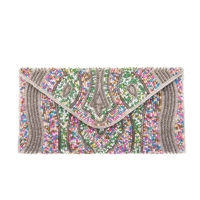 From St Xavier Elize Party Convertible Clutch