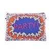 From St Xavier Party Beaded Convertible Clutch