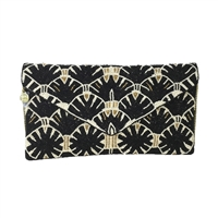 From St Xavier Whittaker Beaded Convertible Clutch