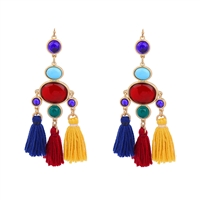 Jewelry Collection Kiya Tassel Drop Earring