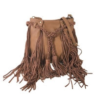 Steven By Steve Madden Julien Fringe Bucket Bag