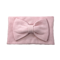 Kate Spade Gathered Bow Neckwarmer Scarf
