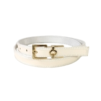 Kate Spade 20mm Reversible Leather Belt