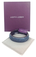 Judith Leiber Glitz Up Pave Bangle Bracelet