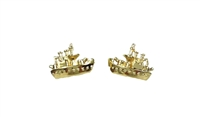 Kate Spade Rock The Boat Stud Earrings