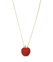 Kate Spade NYC Apple Pendant Necklace
