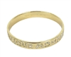 Kate Spade Bonjour Monsieur Idiom Bangle Bracelet
