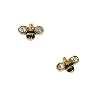 Kate Spade Bumble Bee Mini Stud Earrings