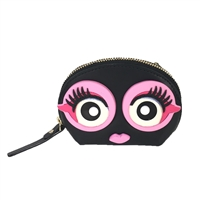 Kate Spade Monster Coin Purse Key Chain