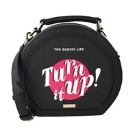 "Kate Spade 'Turn It Up"" Record Case Crossbody"