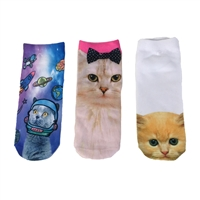 Fashion Culture Pretty Kitty Socks Set