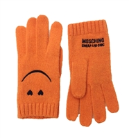 Moschino Knit Gloves