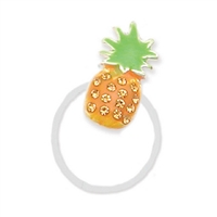 Zad Jewelry Tropical Pave Pineapple Illusion Toe Ring