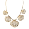Kate Spade Shore Thing Clam Collar Necklace
