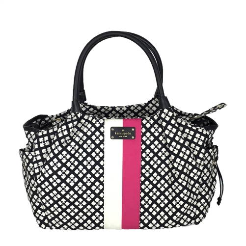 Kate Spade Classic Spade Stevie Baby Bag