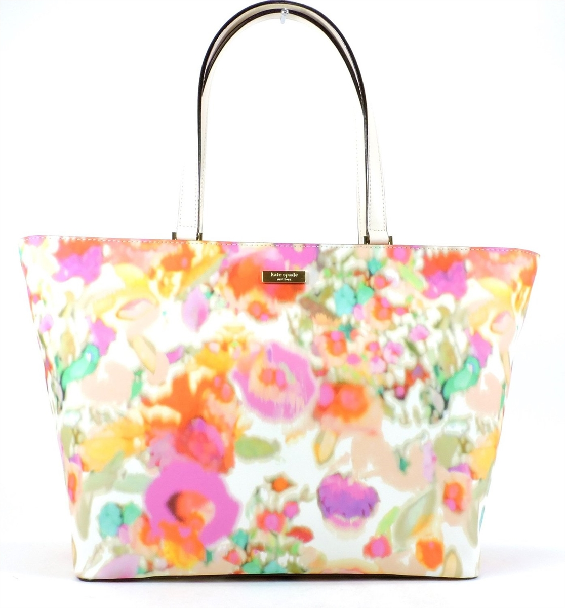 Kate Spade Grant Street Jules Floral Tote Bag, Giverny Floral
