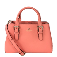 Kate Spade Cove Street Provence Leather Satchel