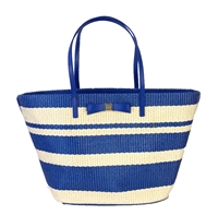 Kate Spade Wicklow Court Anabette Straw Tote
