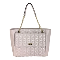 Kate Spade Emery Court Willis Quilted Leather Tote