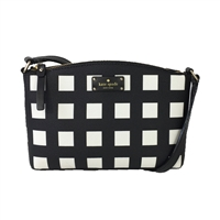 Kate Spade Pop Art Checkered Millie Crossbody