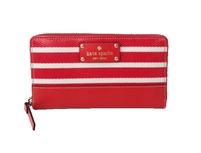 Kate Spade Wellesley Neda Continental Zip Wallet