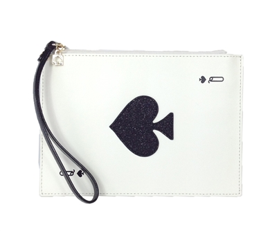 Kate Spade Playing Card Wristlet