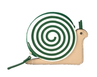 Kate Spade Turn Over A New Leaf Snail Coin Purse