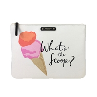 Kate Spade Flavor Of The Month Ice Cream Gia Clutch