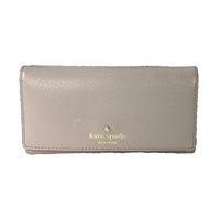 Kate Spade Grant Street Nika Leather Clutch Wallet