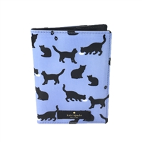 Kate Spade Cats & Cream Passport Holder