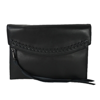 Rebecca Minkoff Bristol Leather Clutch