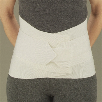 DeRoyal Elastic Lumbo Sacral Support