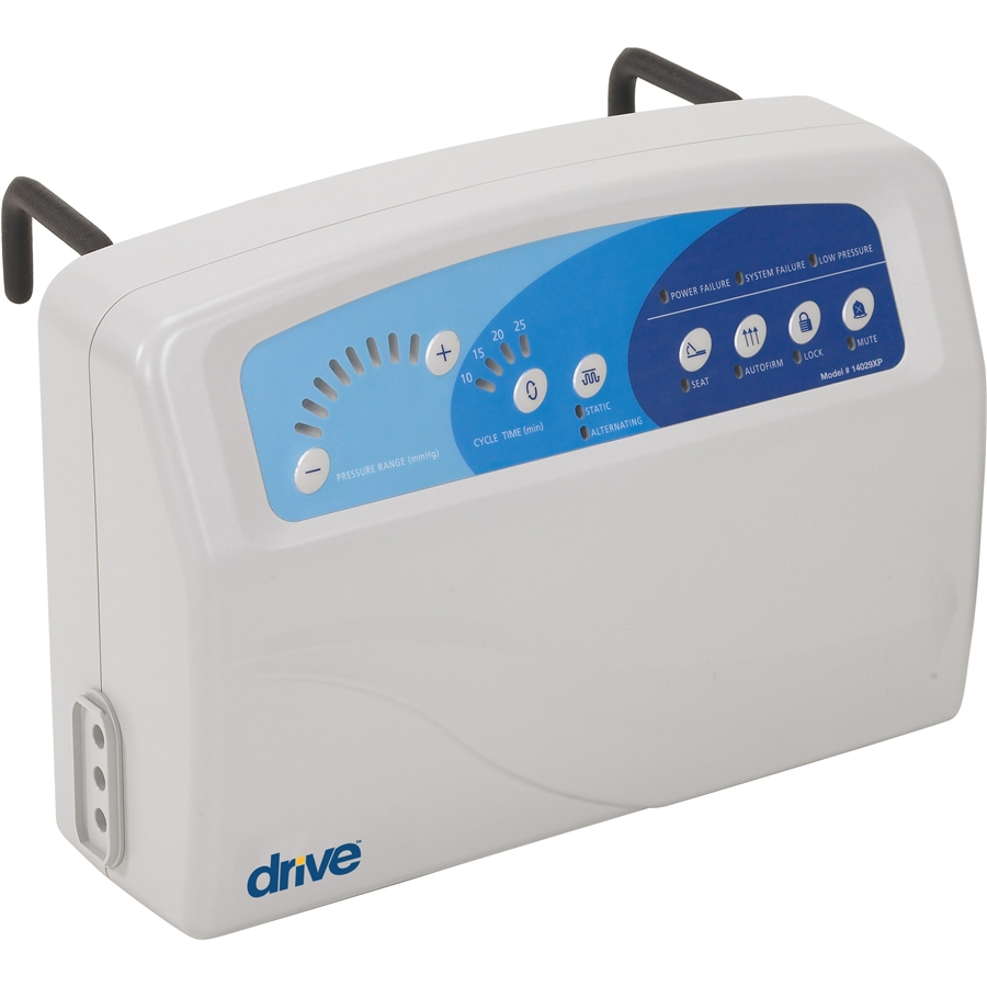drive medical med aire plus 8 alternating pressure and low air loss