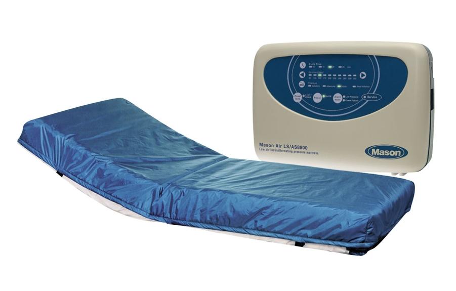 Masonair™ AS8800 Alternating Pressure ... - Drive Medical Masonair AS8800 8
