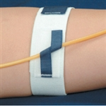 DeRoyal Catheter Strap with Velcro Fastener