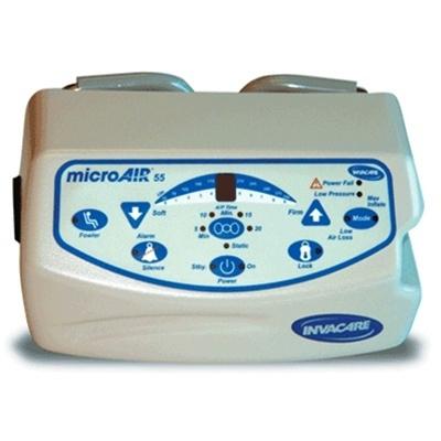 micrair alternating pressure mattress