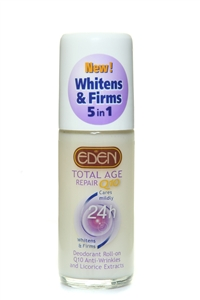 Eden Deodorant Roll On Total Age Repair 50ml