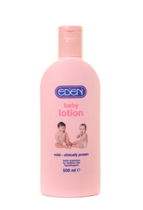 Eden Baby Lotion 500ml
